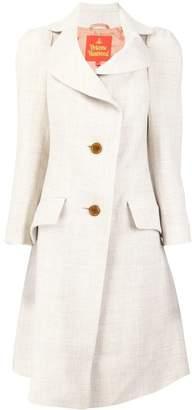 Vivienne Westwood asymmetric coat