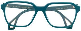 Gucci classic shape-glasses