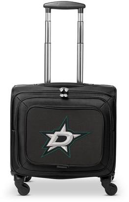 Denco Sports Luggage Dallas Stars 16-inch Laptop Wheeled Business Case