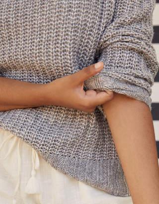 Aerie Crew Pullover Sweater
