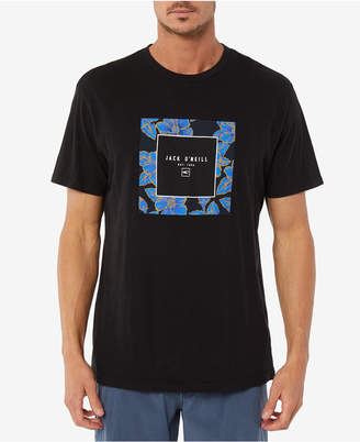 O'Neill Jack Men's Boxed Logo Graphic T-Shirt