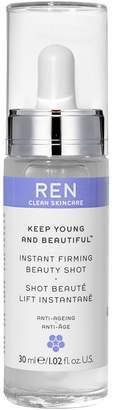 REN Instant Firming Beauty Shot Gel Serum