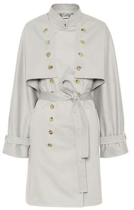 Chloé Cotton gabardine trenchcoat