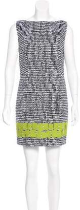 DSQUARED2 Sleeveless Shift Dress