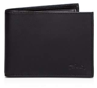 Longchamp Baxi Cuir Bi-Fold Wallet with Coin Pouch