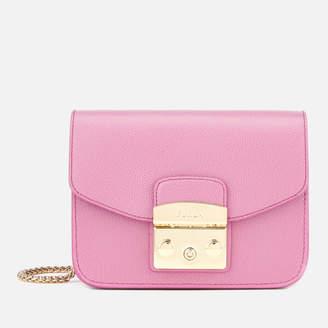Furla Women's Metropolis Mini Cross Body Bag - Pink