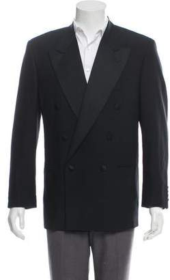 Valentino Virgin Wool Tuxedo Jacket