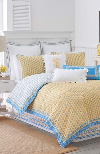 Southern Tide Sailgate Comforter, Sham & Bed Skirt Set
