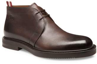 Bally Vilr Lether Chukk Boots