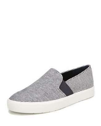 Vince Blair Woven Platform Sneakers