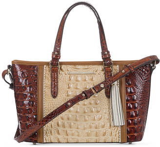 Brahmin Medina Chino Small Asher Satchel