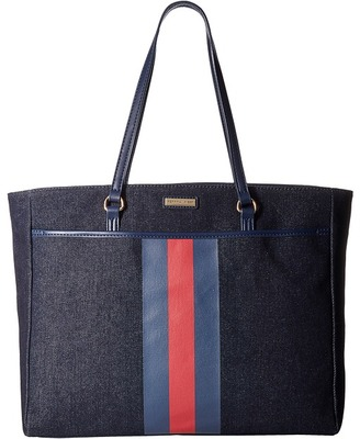 Tommy Hilfiger Lauren II Tote $99 thestylecure.com