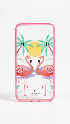 Kate Spade Jeweled Flamingos IPhone iPhone 7 / 8 Case