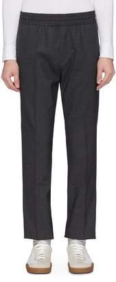Acne Studios 'Ryder' elastic waist wool suiting pants