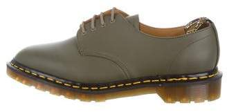 Dr. Martens x Engineered Garments Archive Lace-Up Oxfords w/ Tags