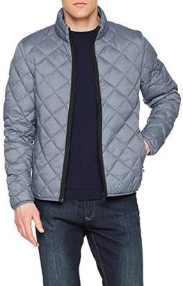 Benetton Men's Bomber Jacket,(Size: 54)
