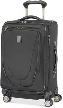"""Travelpro Crew 11 21"""" Carry-On Expandable Spinner Suitcase with USB charging port"""