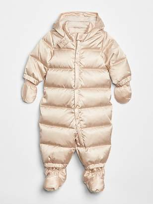 Gap Down Puffer Snowsuit