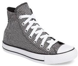 Women's Converse Chuck Taylor All Star Woven High Top Sneaker $64.95 thestylecure.com