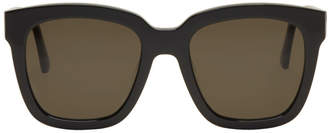 Gentle Monster Black Large Dreamer Hoff Sunglasses