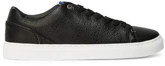 Levi's Vernon Low-Top Leather Sports Sneakers