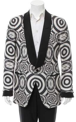 Tom Ford 2015 Silk Tuxedo Jacket