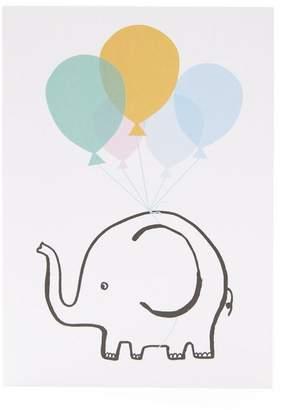 Karin Akesson Balloons Birthday Card