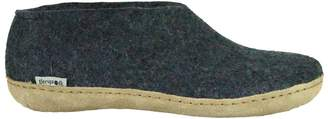 Glerups Unisex Model A Natural Wool Shoe Slipper