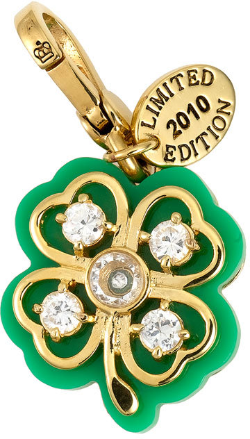 Juicy Couture Clover Charm