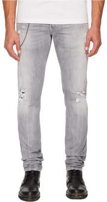 DSQUARED2 Broken Wash Slim Jeans
