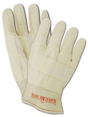 Magid Heater Beater Mens Jumbo 27 oz. Cotton Hot Mill Gloves, 12 Pairs