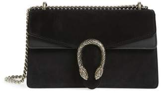 Gucci Small Dionysus Suede Shoulder Bag