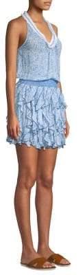 Poupette St Barth Beline Ruffle Dress