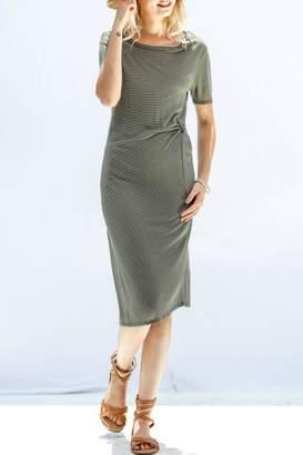 story. My Olivia Striped Dress