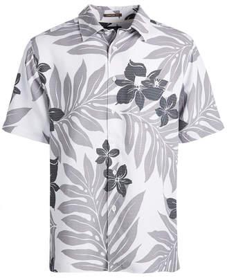 Quiksilver Men Waterman Shonan Hawaiian Shirt