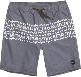 RVCA Shattered Board Shorts