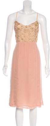 Marc Jacobs Slip Midi Dress w/ Tags