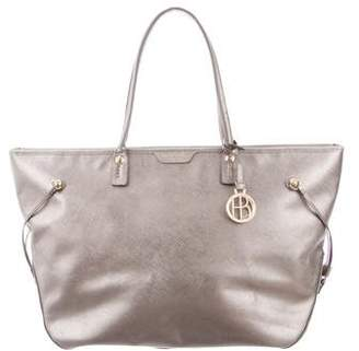 Henri Bendel Textured Leather Tote