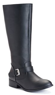 Candie's® Girls' Harness Riding Boots $64.99 thestylecure.com