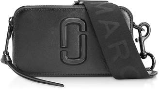 Marc Jacobs Black Snapshot DTM Small Camera Bag