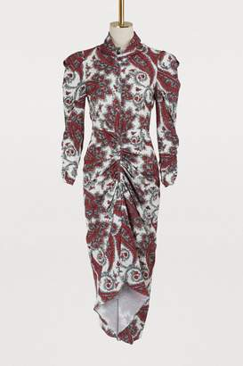 Isabel Marant Tizy midi dress