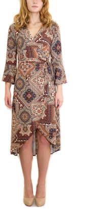 Veronica M Wrap Dress