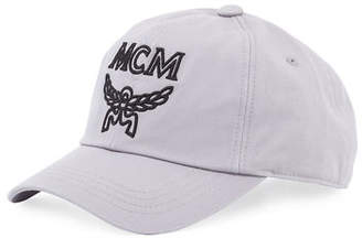 MCM Men's Logo-Embossed Collection Baseball Cap