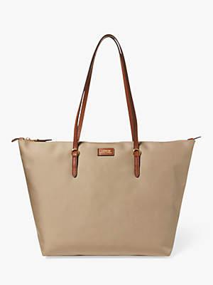 Ralph Lauren Ralph Oxford Tote Bag, Clay