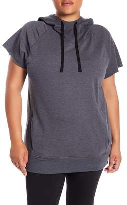 Zella Z By Bel Air Short Sleeve Pullover (Plus Size)