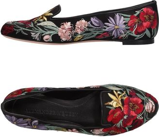ALEXANDER MCQUEEN Loafers $530 thestylecure.com