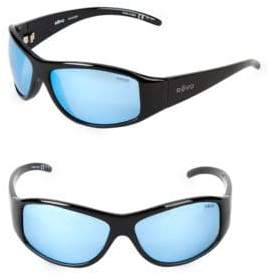 Revo 64MM Wrap Sunglasses