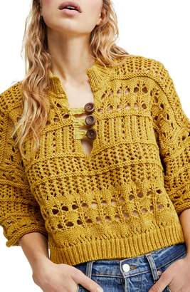 High Low Hem Cropped Sweater - ShopStyle f4819849a