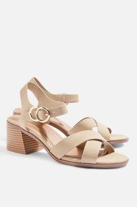 Topshop DEEDEE Block Sandals