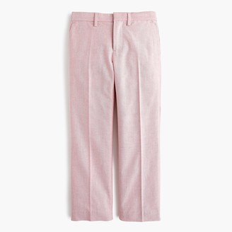 J.Crew Boys' Ludlow suit pant in stretch oxford cloth